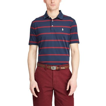 Polo Ralph Lauren Men's Performance Striped Polo