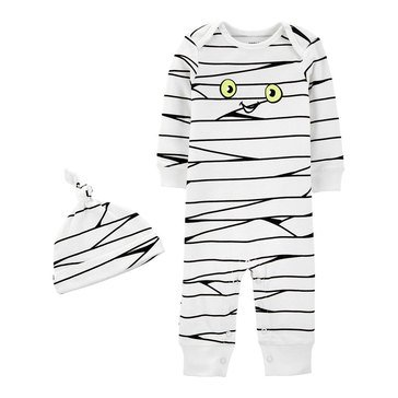 Carter's Baby 2-Piece Mummy Halloween Jumpsuit