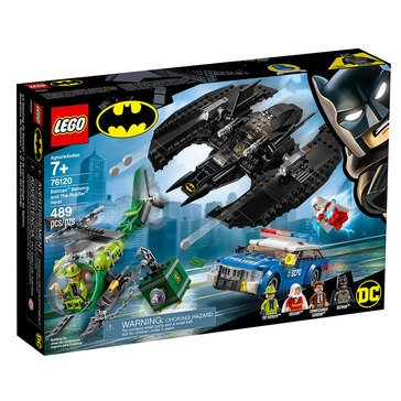 LEGO Super Heroes Batman Batwing and The Riddler Heist (76120)