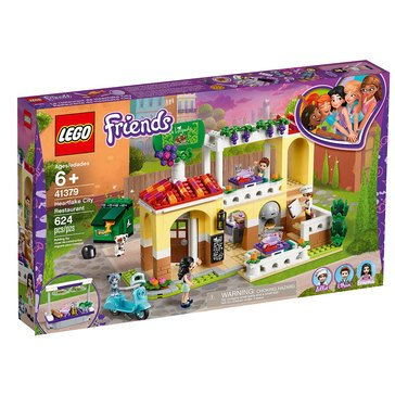 LEGO Friends Heartlake City Restaurant (41379)