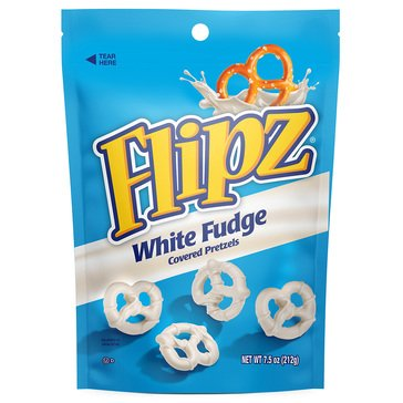 Flipz White Fudge 7.5oz