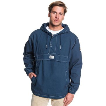 Quiksilver Men's Tazawa Wash Cotton Henley Jacket
