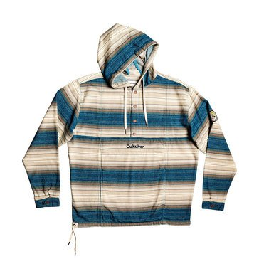 Quiksilver Men's Neo Inka Flannel Jacket