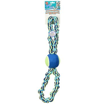 Ethical Pet Rope with Bungee XL Dog Toy