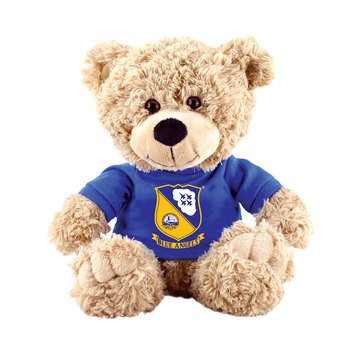 Wow Toyz USN Blue Angels Cuddle Zoo Bear