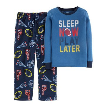 Carter's Little Boy's 2-Piece Sports Sleepwear