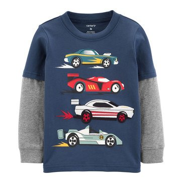 Carter's Toddler Boy's Race Cars Tee