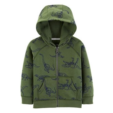 Carter's Toddler Boy's Front Zip Hoodie