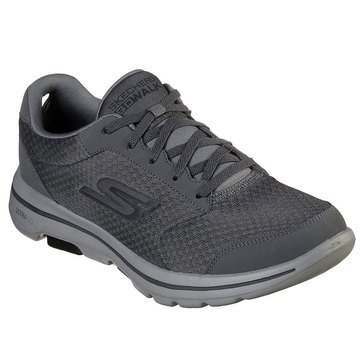 Skechers Men's Fitness Go Walk 5 Walking Shoe (Wide)