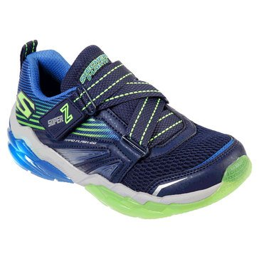 Skechers Kids Little Boy's Rapid Light-Up Sneaker