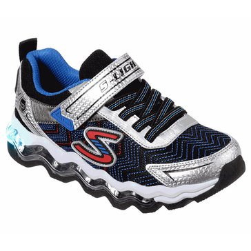 Skechers Kids Little Boys' Turbo Wave Sneaker