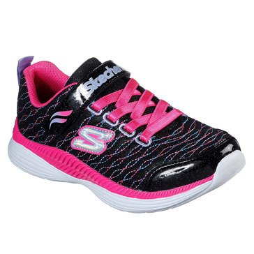 Skechers Kids Toddler Girl's Move N Groove Sneaker