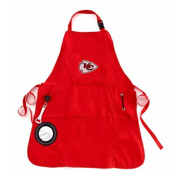Evergreen Kansas City Chiefs Grilling Apron