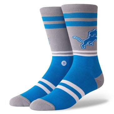 Stance Men's Detroit Lions Logo Sock