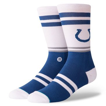 Stance Men's Indianapolis Colts Logo Sock