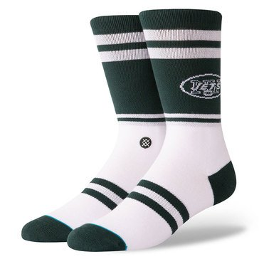 Stance Men's New York Jets Logo Sock