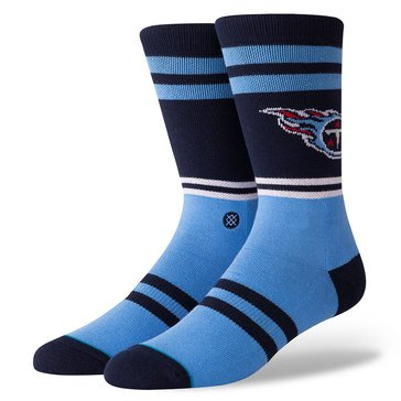 Stance Men's Tennessee Titans Logo Sock