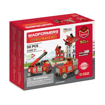 Magformers Amazing Rescue 50 Pc