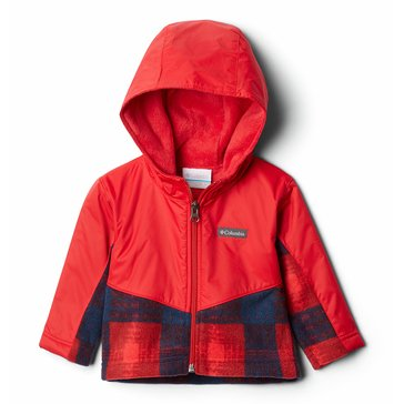 Columbia Baby Boys' Steens MT Overlay Fleece Hoodie