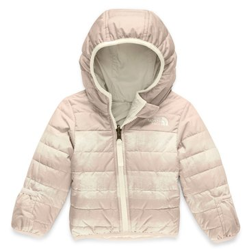 The North Face Baby Girls' Reversible Perrito Jacket