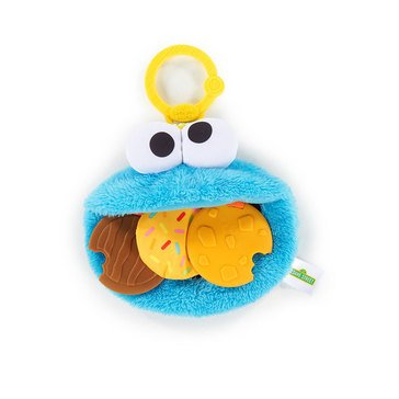 Sesame Street Cookie Mania Teether On-the-Go Attachment