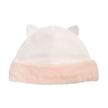 First Impressions Baby Girls' Cat Hat