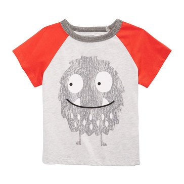 First Impressions Baby Boys' Monster Tee