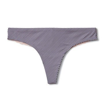 Yarn & Sea Women's Fashion Micro Thong with Lace Back