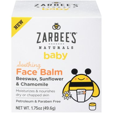 Zarbees Baby Soothing 1.75 oz. Face Balm