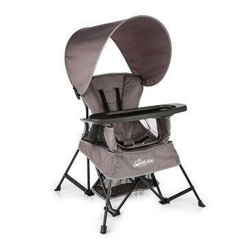 Baby Delight Go With Me Venture Deluxe Portable Chair, Grey