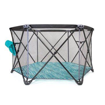 Baby Delight Go With Me Haven Portable Playard Ocean Waves