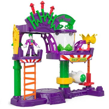 Fisher-Price DC Super Friends Joker Laugh Factory