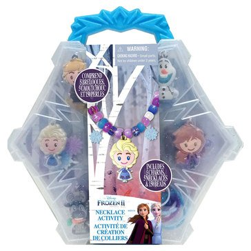 Frozen 2 Necklace Activity Set
