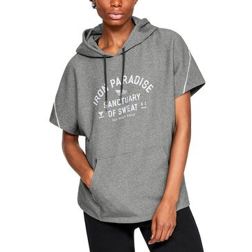 Under Armour Women's Project Rock Tunic Hoodie