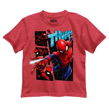 Marvel Toddler Boys' Spider-Man Graphic Tee
