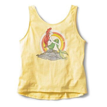 Roxy Big Girl's Disney Sun Beam Ariel Tank