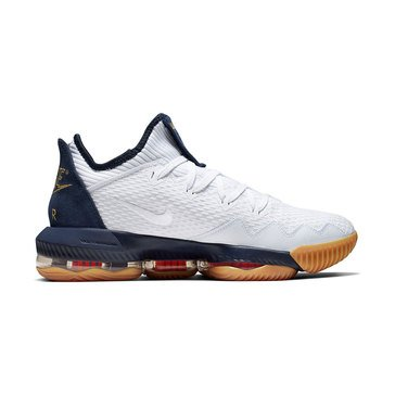 Nike Mens LeBron XVI Low Basketball Shoe