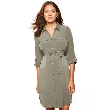 Motherhood Maternity CDC Shirtdress