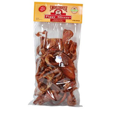 Smokehouse 40-Count Piggy Slivers