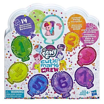 My Little Pony Surprise Mystery Cutie Mark Collection Pack