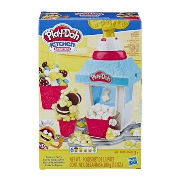 Play-Doh Popcorn Party