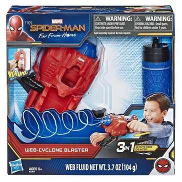 Spider-Man Far From Home Web Cyclone Blaster