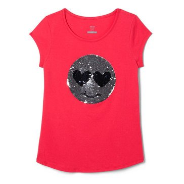Liberty & Valor Toddler Girls' Graphic Tee