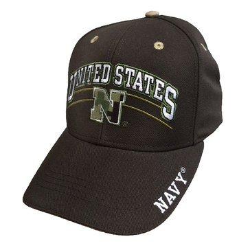 Fire For Effect USN Digi Brown Hat