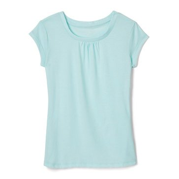 Yarn & Sea Big Girls' Crewneck Tee