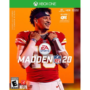 Xbox One Madden 20