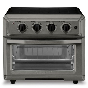 Cuisinart Black Stainless Steel Toaster Oven Air Fryer