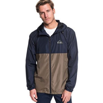 Quiksilver Men's Everyday 2 Tone Full Zip Windbreaker