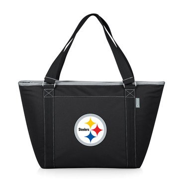 Picnic Time Pittsburg Steelers Topanga Insulated Cooler Tote