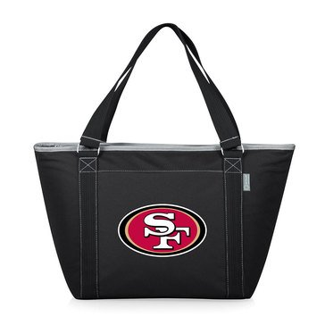 Picnic Time San Francisco 49ers Topanga Insulated Cooler Tote
